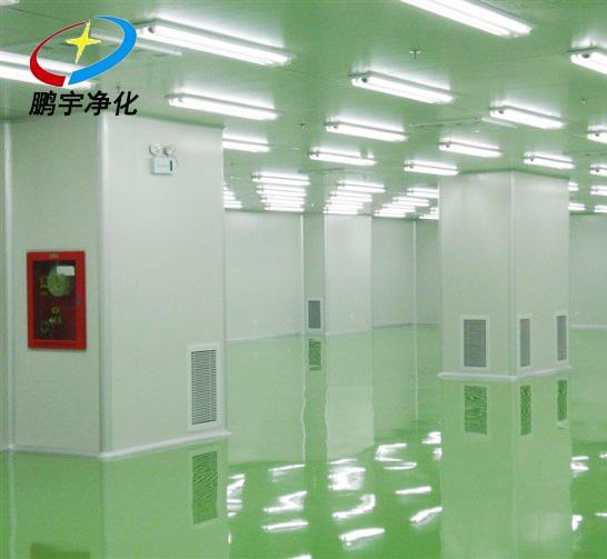 东莞无尘车间的电气设备需满足的安装需求