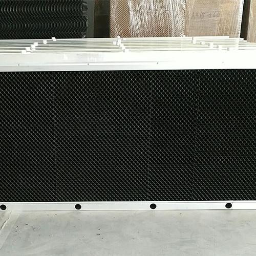 塑料降温水帘墙 温室大棚专用水帘墙塑 料耐用降温水帘墙