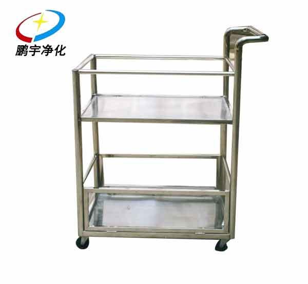 东莞不锈钢推车在医院都有哪些用处?