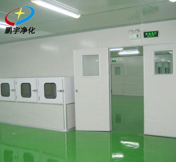 东莞无尘车间空调机组环保节能的必要性